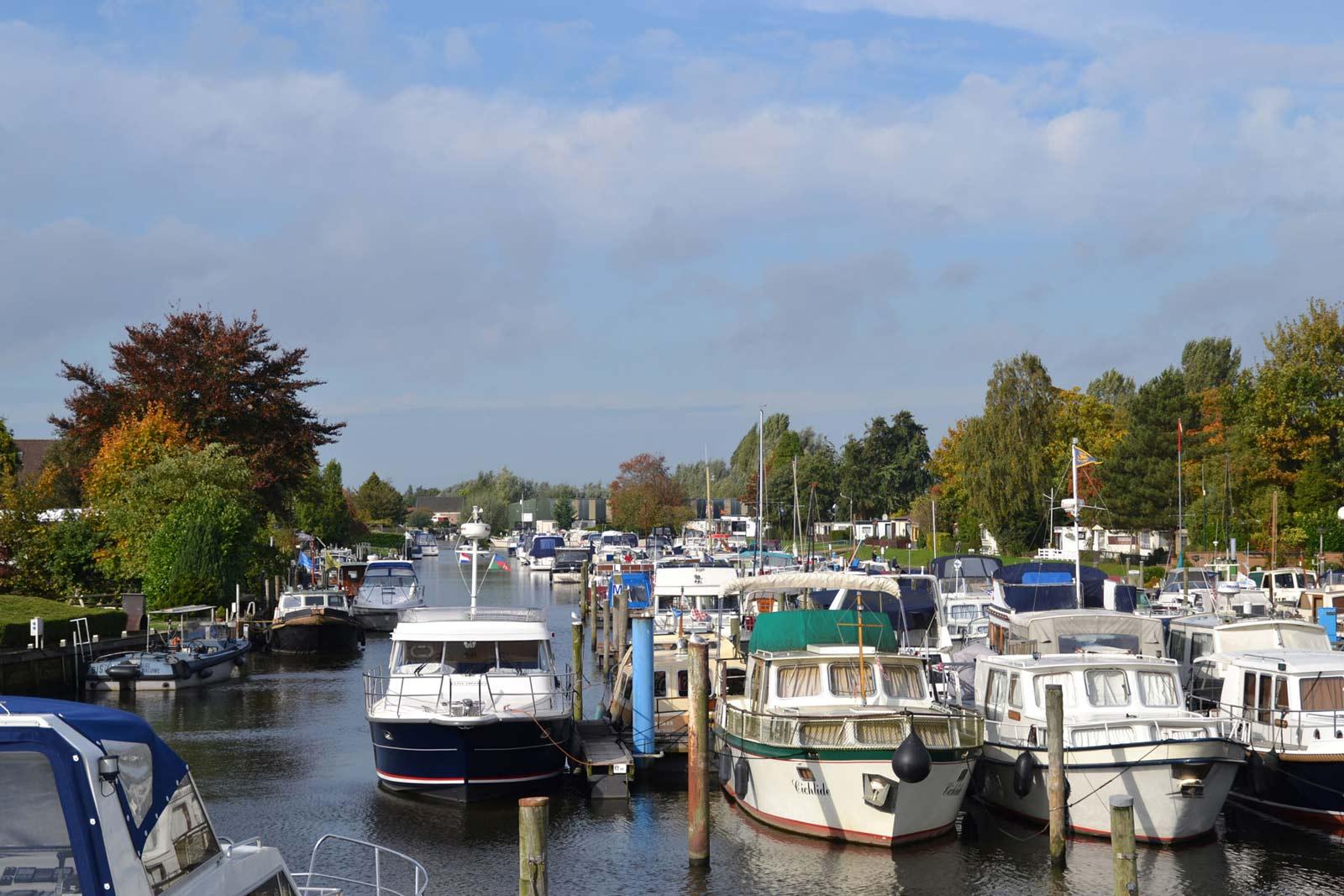 Crezee Crezée jachthaven