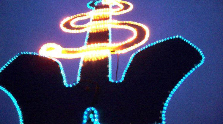 zaterdag 23 juni: Verlichte Botenshow - Crezée Watersport